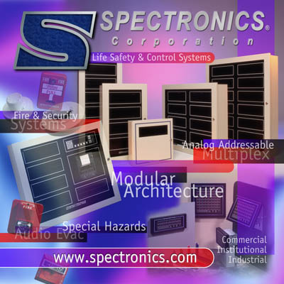 Spectronics Corporation Graphic